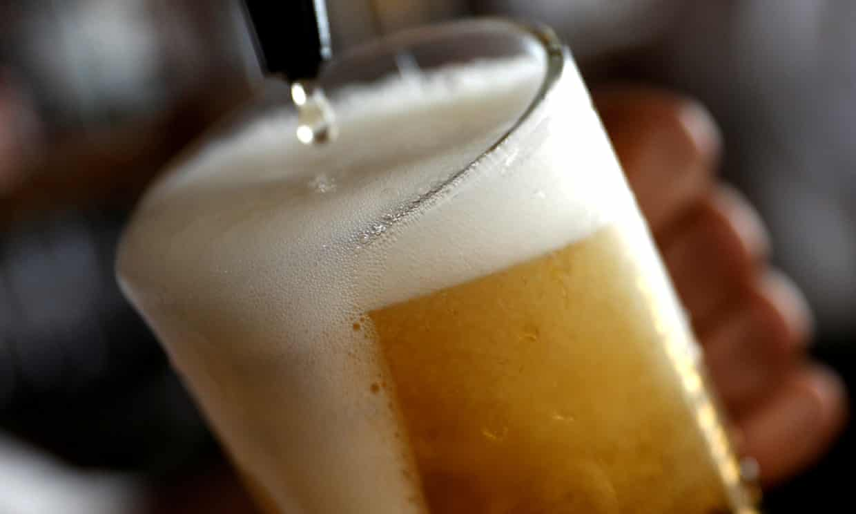 One-off ketamine dose may reduce heavy drinking says scientists